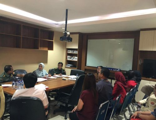 Round Table Discussion ProSTEM dengan RSPAD