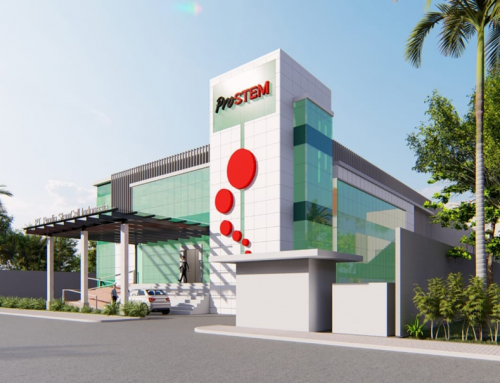 Green Building, Smart Office, Advanced Cell Therapy Laboratorium – Laboratorium Produksi Sel Pertama di Indonesia